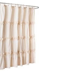 Lush Décor Darla Horiz Texture Shower Curtain already viewed