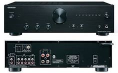 Home Audio: New Onkyo A-9010 Integrated 2-Channel Stereo Amplifier W 5 Analog Audio Inputs -> BUY IT NOW ONLY: $279.95 on eBay!