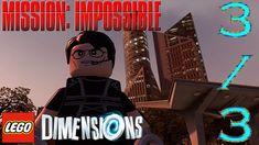 LEGO Dimension FR Mode Libre Mission impossible  3/3