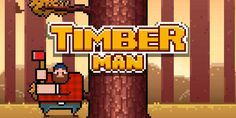 I want to start out by saying that I expected to play a few rounds of this game and then write a quick review. I'd seen someone play the mobile version of Timberman so I knew it wasn't story...