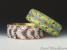 Bangles in a retro pattern | Flickr - Photo Sharing!