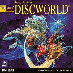 Discworld is a game released for PC (subsequently Mac, and Playstation) by Teeny Weeny / Perfect 10 studios in 1995. The game was released both on floppy disk and CD-Rom. The latter featured a commentary team created of many veterans of famous Brit-Coms. (GiantBomb.com, 1995-2012)