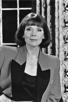 Diana Rigg for original PBS' Mystery Series.