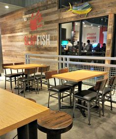 Slapfish Fast Casual Seafood Restaurant In Albuquerque New Mexico Life Pinterest And