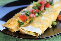 Breakfast Enchiladas Recipe