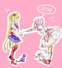 Sailor Moon Art, Sailor Venus, Sailor Mars, Manga Anime, Anime Art, Tokyo Mew Mew, Girls Anime, Anime Crossover, Sailor Scouts