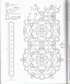 Tatting lace by Venus - issuu                                                                                                                                                      More
