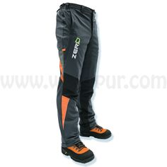 Clogger Zero Lightweight Arborist Chainsaw Protection Trousers