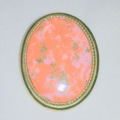 Vintage 1970's Sarah Coventry Coraline Brooch by BorrowedTimes