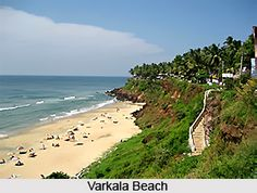 Varkala Sea Beach is one of the significant beaches of Kerala which lies on the south west coast of India. This beach is also known as Papnasam Beach which is visited by a number of Hindu devotees every year. For more visit the page. #beach #travel #tourism
