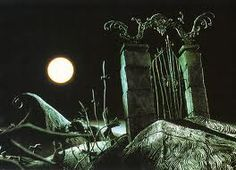 Graveyard - The Nightmare Before Christmas Wiki