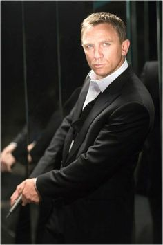 Casino Royale : photo Daniel Craig,
