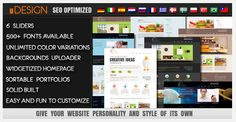 http://www.wordpressthemes4me.com/u-design-wordpress-theme/