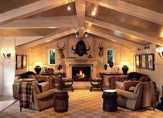 Huka Lodge – Trophy Room