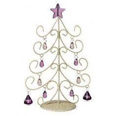 Christmas Tree With Gems - Christmas Precious Metals - Christmas Themes - Christmas Christmas Room, Christmas Goodies, Little Christmas, All Things Christmas, Christmas Themes, Christmas Crafts, Christmas Decorations, Room Decorations, Xmas Stockings