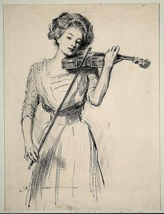 The Sweetest Story Ever Told (ca. 1910). Charles Dana Gibson