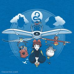 Flight of the Imagination By Adam Howlett, today at The Yetee!