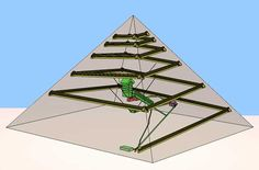 Post image for Unlocking The Great Pyramid Of Cheops