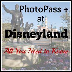 Photopass Plus Disneyland Information