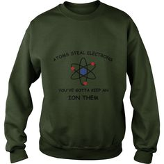 Atoms steal electrons 3 c T-Shirts - Unisex Tri-Blend T-Shirt by American Apparel Funny Tshirt #gift #ideas #Popular #Everything #Videos #Shop #Animals #pets #Architecture #Art #Cars #motorcycles #Celebrities #DIY #crafts #Design #Education #Entertainment #Food #drink #Gardening #Geek #Hair #beauty #Health #fitness #History #Holidays #events #Home decor #Humor #Illustrations #posters #Kids #parenting #Men #Outdoors #Photography #Products #Quotes #Science #nature #Sports #Tattoos #Technology…