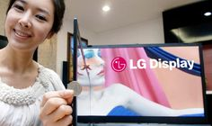 LG Comes Up with Thinnest LCD Display of the World