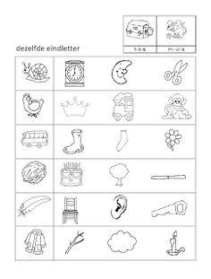 Cijfers Kleurplaat Klein 1 Werkblad Ruimtelijke Begrippen Voorste Achterste