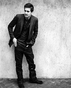Jake Gyllenhaal   Photography by Lorenzo Agius