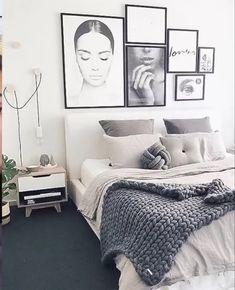 Idea decoración cuarto