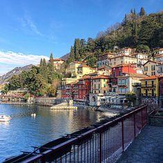 Exploring Lake Como…