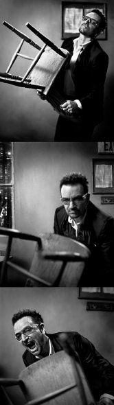 U2 (GQ Magazine) - u2 Photo