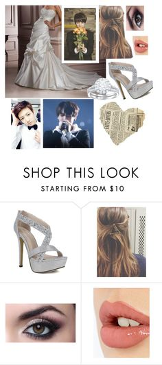 """""""with jungkook!! (*^ω^*)(*^ω^*)(*^ω^*)"""" by stylefancy14 ❤ liked on Polyvore featuring Charlotte Tilbury"""