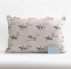 Horse Gifts for Horse Lover Girl Bedroom Cushion Child Pony Print Decorative Grey Pillow Gymkhana Teenage Pillow Decor Two Ugly Sisters - Horse Gifts, Gifts For Horse Lovers, Teenage Girl Bedrooms, Girls Bedroom, Grey Pillows, Throw Pillows, Bedroom Cushions, Polka Dot Fabric, Christmas Pillow