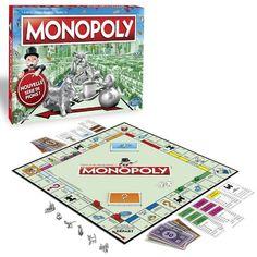 Jeu Monopoly classique HASBRO pas cher à prix Auchan Monopoly Board, Monopoly Game, Family Boards, Family Board Games, Monopole, Service Public, Indoor Games For Kids, Version Francaise, Classic Board Games