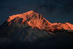Mountain in Winter // Pascal Arpin