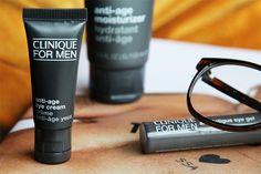 Beauty: facial care for men