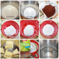 Nydelig, saftig enkel å lage sjokoladekake – Spiselise Marshmallow Fondant, Food And Drink, Sugar, Cookies, Baking, Desserts, Hand Crafts, Baking Soda, Bread Making