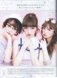 emiii-chan:  Larme 015 x A-look eyewear