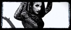 "Bianca Del Rio in RuPaul's ""Sissy That Walk"" music video"