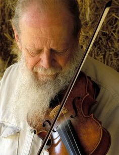 White bearded man caressing his violin as he plays, deep within his soul. - http://www.pinterest.com/DianaDeeOsborne/peaceful-people/ - PEACEFUL PEOPLE - Music brings such joy even when life has sorrows. Source: Sciway's #BLUEGRASS page.