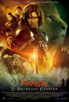 Le Cronache di Narnia: il Principe Caspian #fantasy #narnia