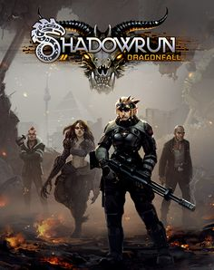Shadowrun: Dragonfall - Reloaded 2014 Full ISO (Standalone) | www.ohgamegratis.blogspot.com for more games