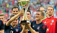 Bastian Schweinsteiger and Philipp Lahm