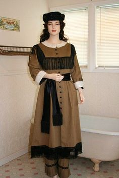bloomer reform dress costume by bustlelady, via Flickr