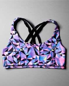 fit your mood + your style. | Vitality Sports Bra *Reversible