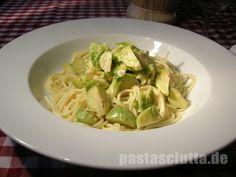 Pasta #51 - Spaghetti mit Sprütchen und Sbrinz