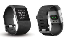 New FitBit Surge with wrist heart rate detection auto uploads to Strava