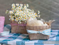 DIY Paper basket decor ideas