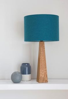Peacock blue Table Lamp  https://www.hunkydoryhome.co.uk/collections/table-lamps