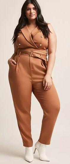 Plus Size Vest - Plus Size Fashion for Women