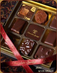Chocolate Springs, Lenox, MA  Yum!